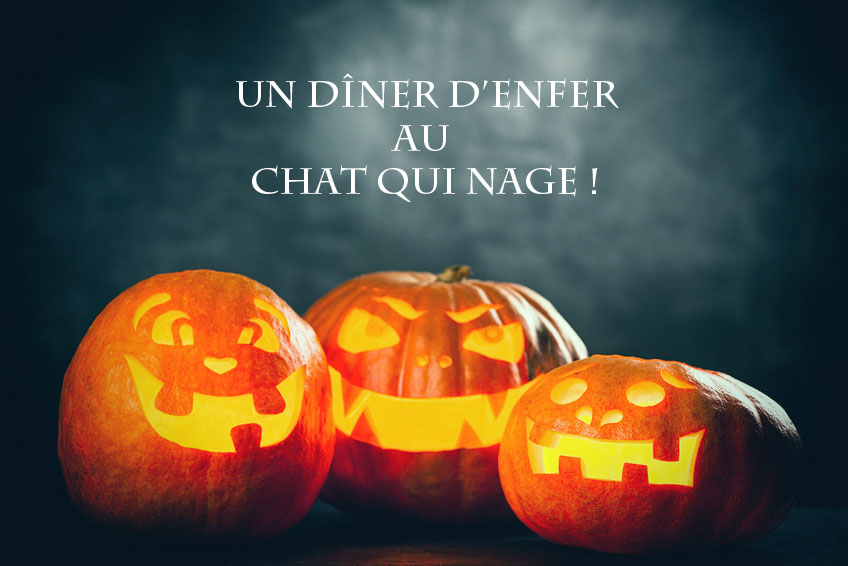 Halloween au Chat qui Nage
